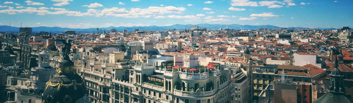 Schüler Sprachreise – Madrid