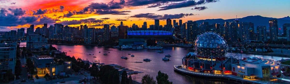 Praktikum in Vancouver