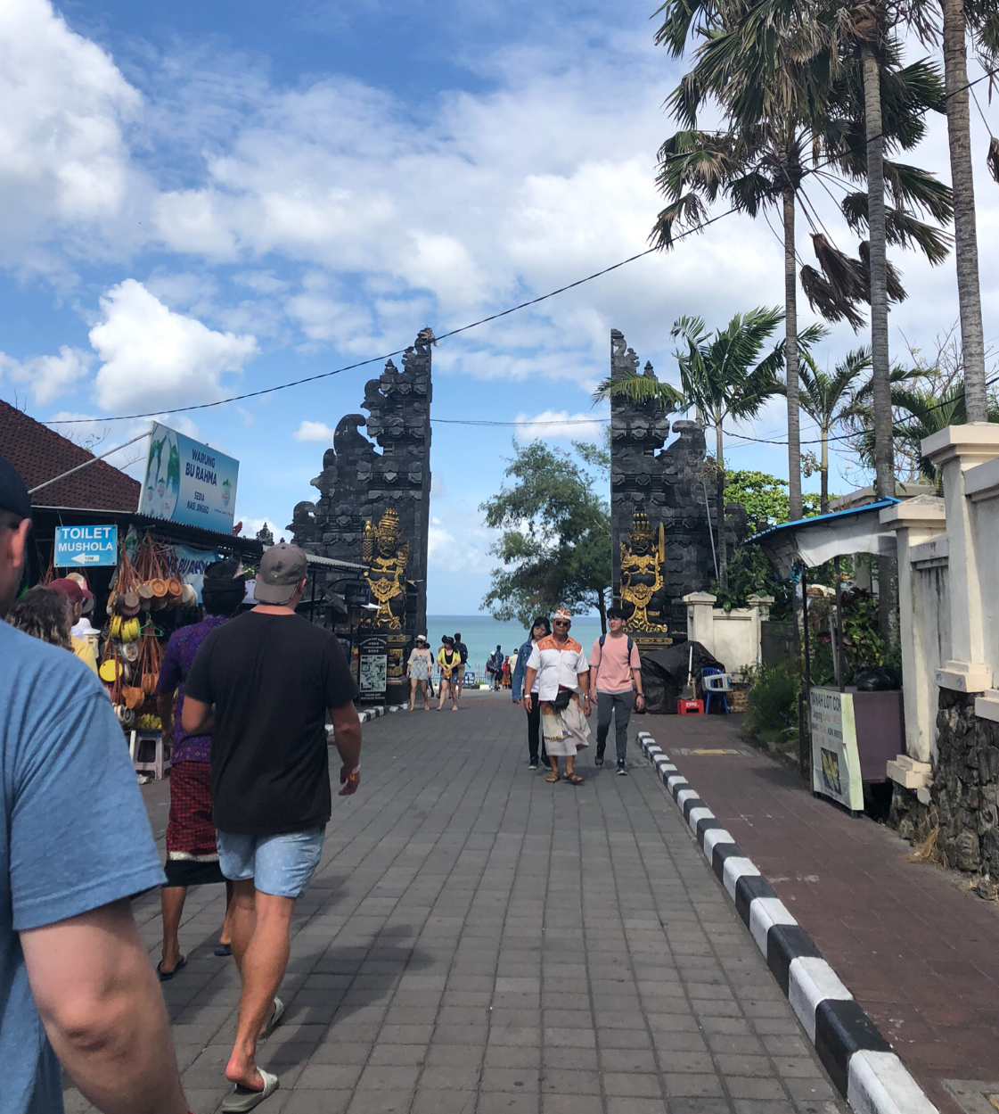 Sightseeing auf Bali