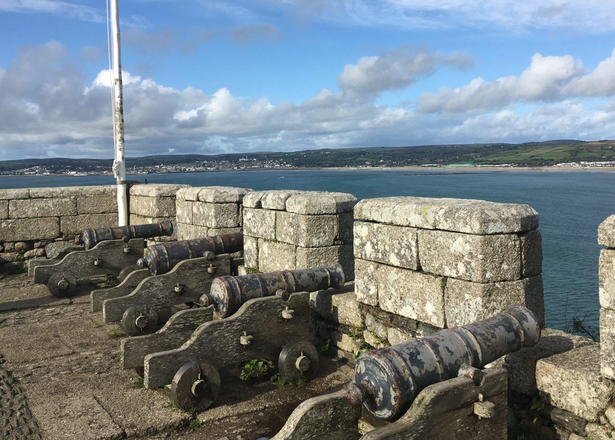 Festungsanlage Cornwall