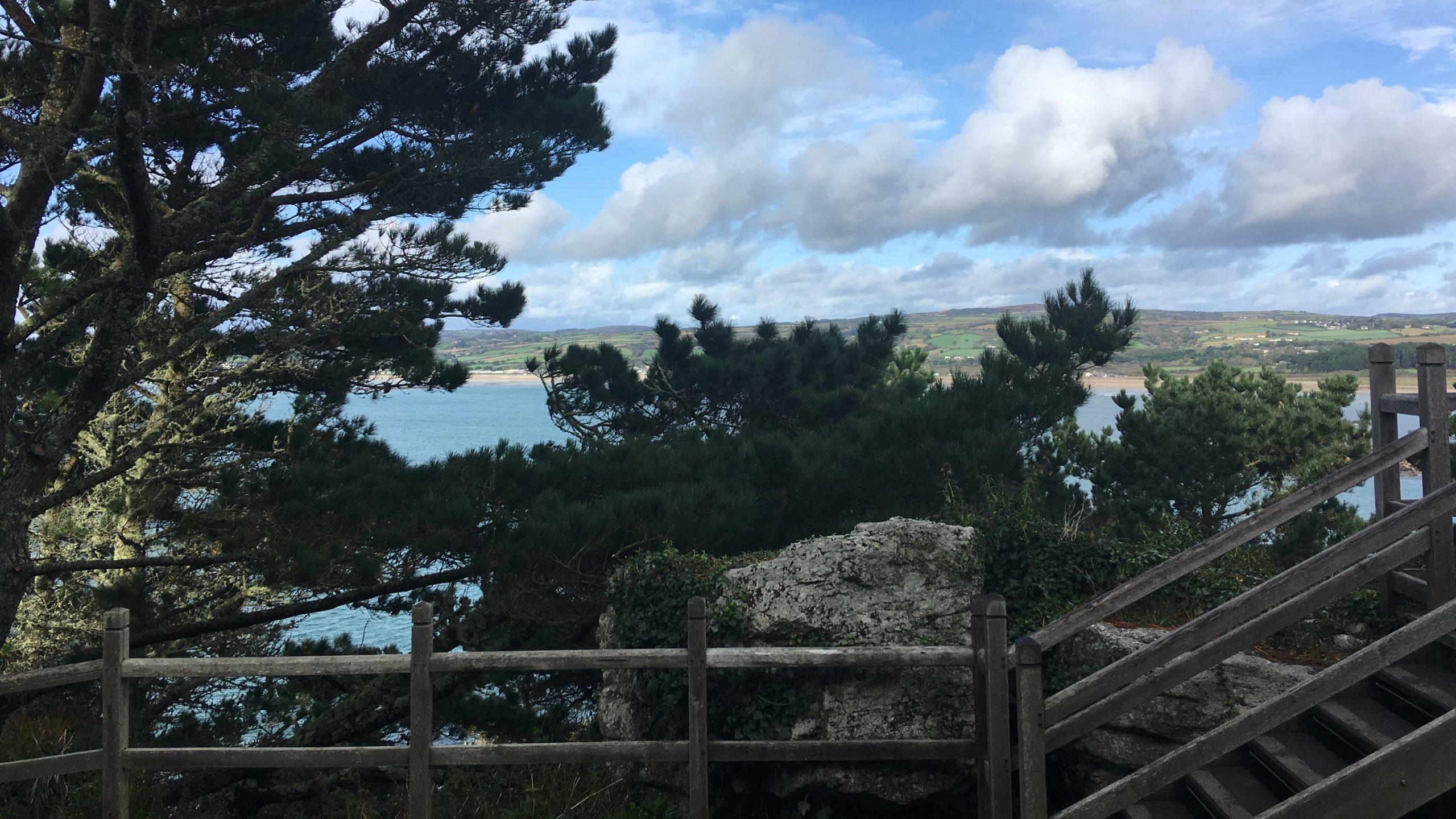 Küstenwanderung Cornwall